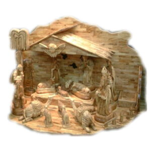 "20Pcs O.W Life Size Nativity Set Exlusive "" TTA Bethl"" OWZACNS01"
