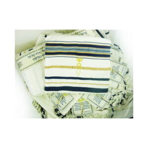 New Covenant Christian Tallit Prayer Shawl
