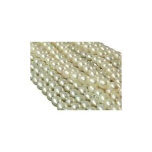 Fresh water pearls 16 inches string full of pearls size 8-10mm