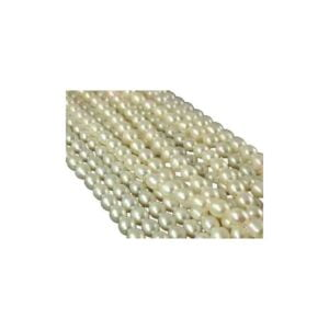 Fresh water pearls 16 inches string full of pearls size 7-9mm