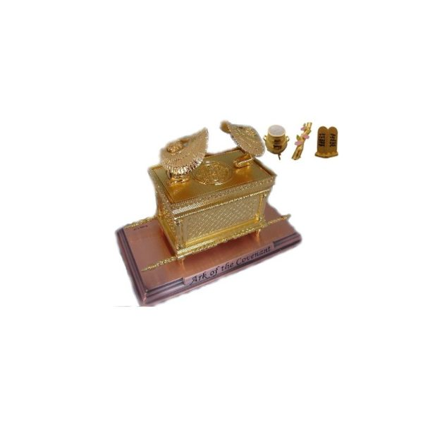 The Ark Of The Covenant Gold Plated Medium ARK102