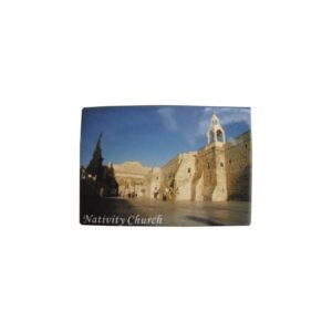 Nativity Church Picture Magnet 2.1*3.0 Inches PM25