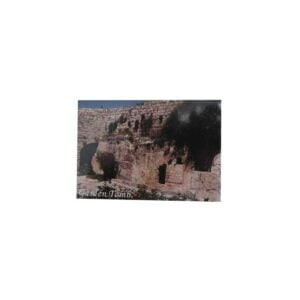 Garden Tomb Picture Magnet 2.1*3.0 Inches PM32