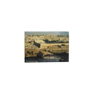 Jerusalem Picture Magnet 2.1*3.0 Inches PM35