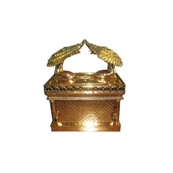 24K Gold Plated Ark Box