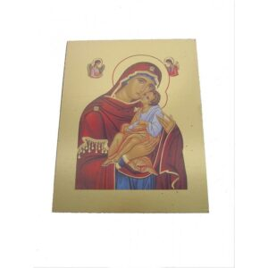 Virgin Glykophilousa Unframed Icon IC202