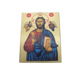 Christ Pantokrator Unframed Icon IC203