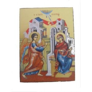 The Annunciation Unframed Icon IC402