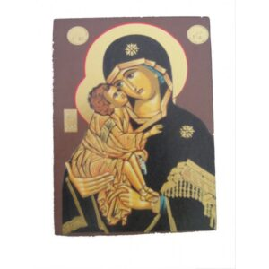 Virgin Of Vladimir Unframed Icon IC404