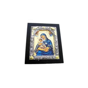Virgin and Child Framed Icon IC121