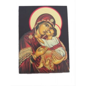 Virgin & Child Unframed Icon IC406