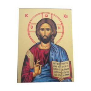 Christ Pantokrator Unframed Icon IC407