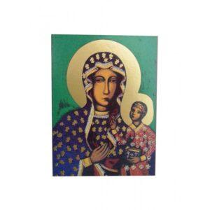 Virgin & Child Unframed Icon IC409