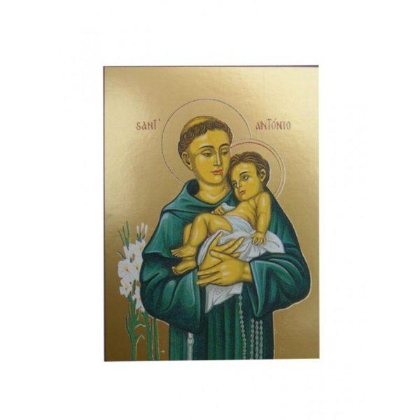 Saint Antonio Unframed Icon IC411