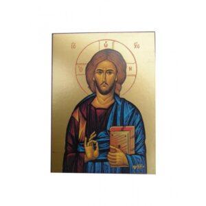 Christ Pantokrator Unframed Icon IC415