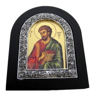 Saint Karlo Framed Icon IC123