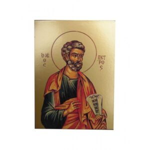 Saint Peter The Apostle Unframed Icon IC417