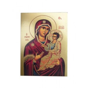 Virgin Hodegetria Unframed Icon IC418