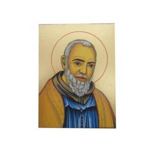 Saint Padre Pio Unframed Icon IC419