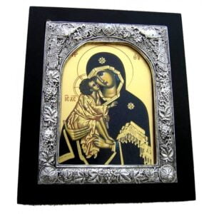 Virgin Of Vladimir Framed Icon IC125