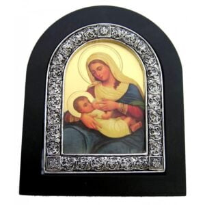 The Virgin Nursing Framed Icon IC127