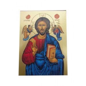 Christ Pantokrator Unframed Icon IC424