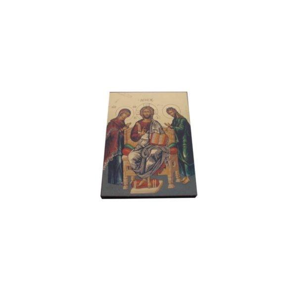 Holy Trinity Unframed Icon IC428