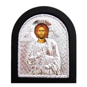 Christ Pantokrator Framed Small Size Icon IC145