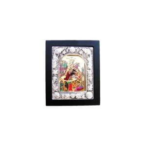 The Nativity Framed Medium Size Icon IC141S