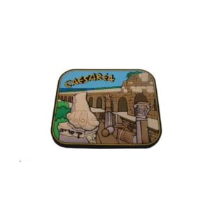 Caesarea Magnet Picture CM6