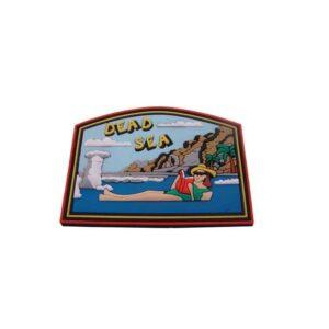 Dead  Sea Magnet Picture CM04
