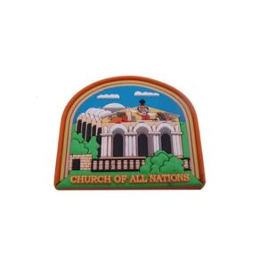 Church Of All Nations Magnet Picture CM11