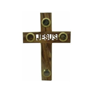 Olive Wood Four Holy Items