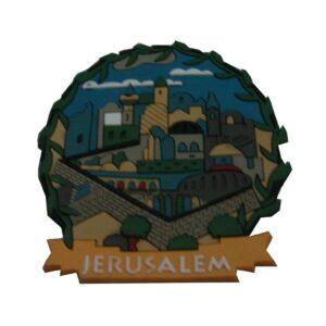 City Of Jerusalem Magnet Picture CM26