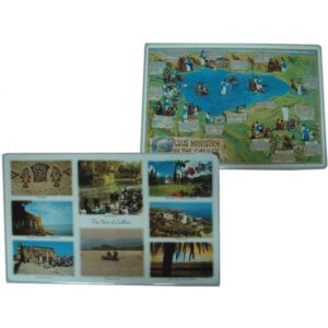Sea of Galilee Placemat DM007