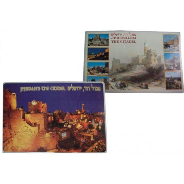 Jerusalem the Citadel Placemat DM012