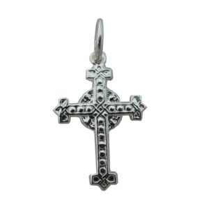 Byzantine Cross Sterling Silver