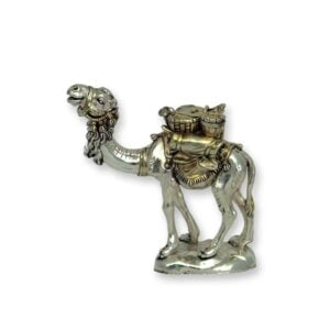 Nativity Camel – Sterling Silver