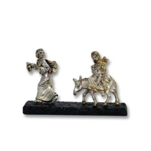Electroforming Sterling Silver 925 Flight to Egypt  CH020