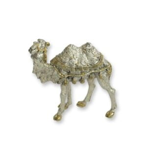Electroforming Sterling Silver 925 Camel AN004