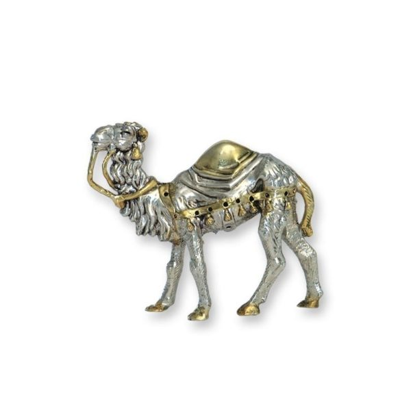 Electrocuting Sterling Silver 925 Camel