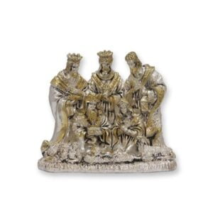 "Electroforming Sterling Silver 925 Nativity ""Three Sizes"" NS001"