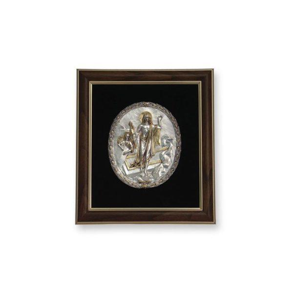 Electroforming Sterling Silver 925 Resurrection FR010