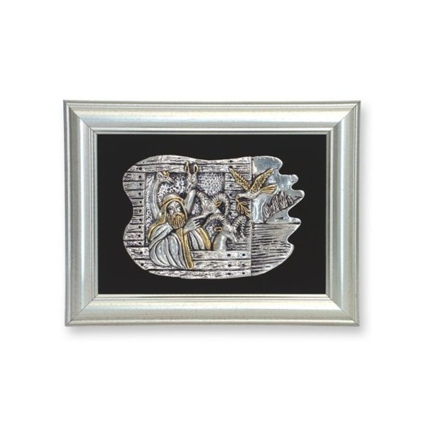 Electroforming Stering Silver 925 Noah&#39s Ark FR012
