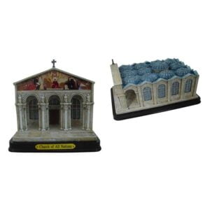 The Church of All Nations Gethsemane Jerusalem Resin CONGR86