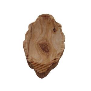 Olive Wood Jesus Cradle 4.5*2.8*1.8 Inches Medium OWJCL28