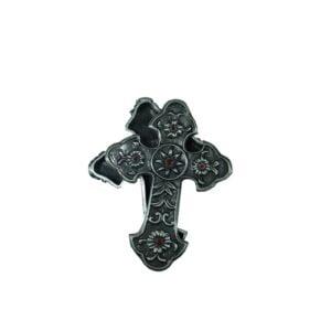 Byzantine Cross Jewelry Box