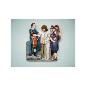 14 Stations of the Cross-Artistic Resin- SWBB14