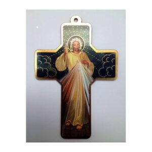 Jesus Wooden Croos CCC02