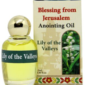 Anointing Oil – Lily Of The Valley